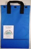 "11 x 17 w/3"" Flap Royal Blue"